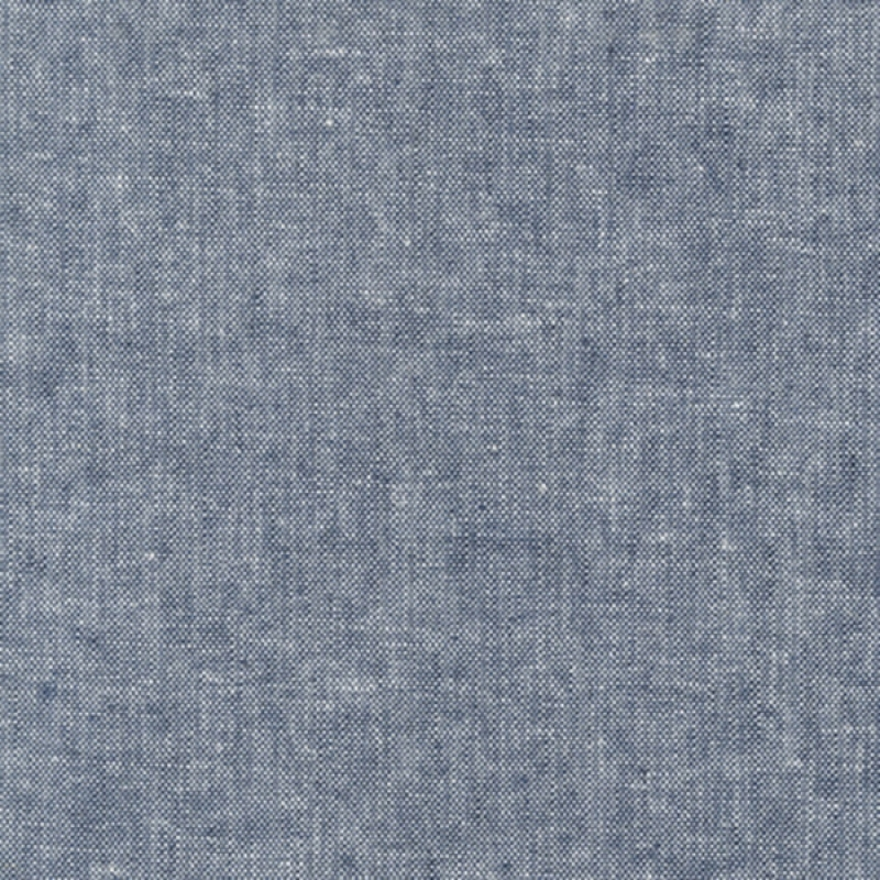 Essex Linen Yarn Dyed Indigo | E064-1178