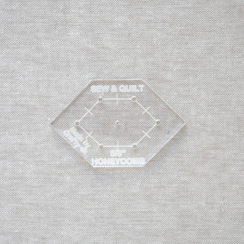 acrylic-cutting-template-epp-honeycomb