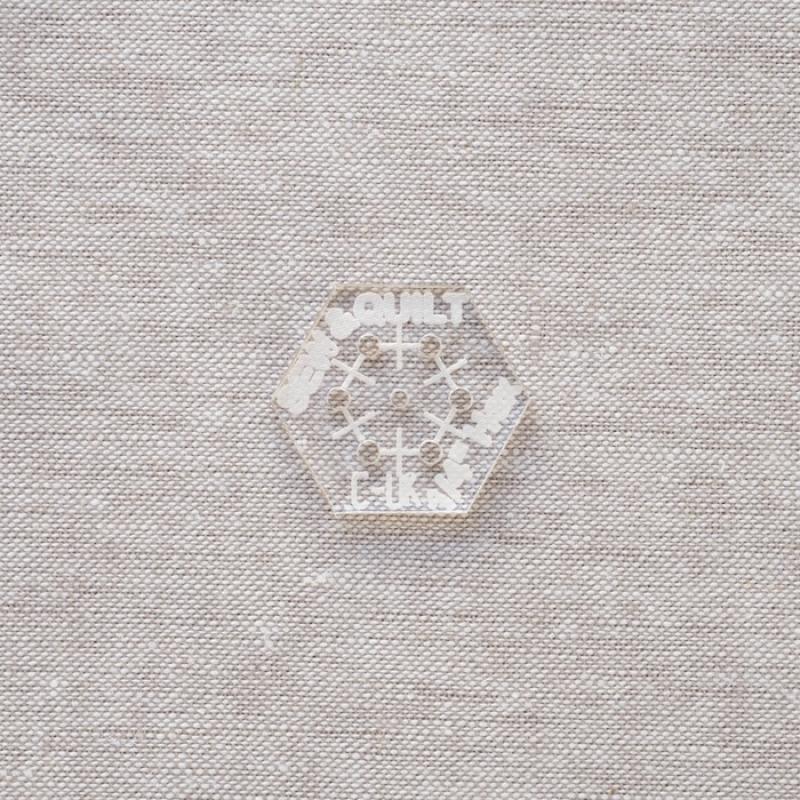 acrylic-fussy-cutting-template-hexagon
