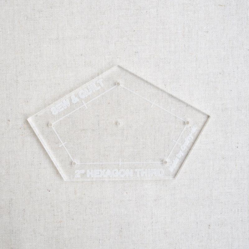 acrylic-fussy-cutting-template-hexagon-third