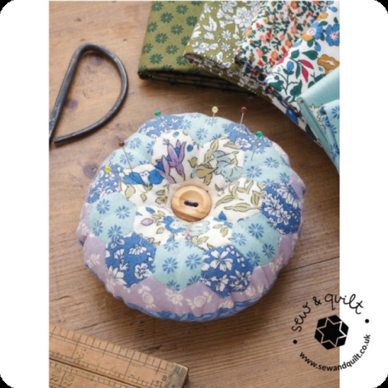 grandmothers-flower-garden-pincushion-EPP-Kit
