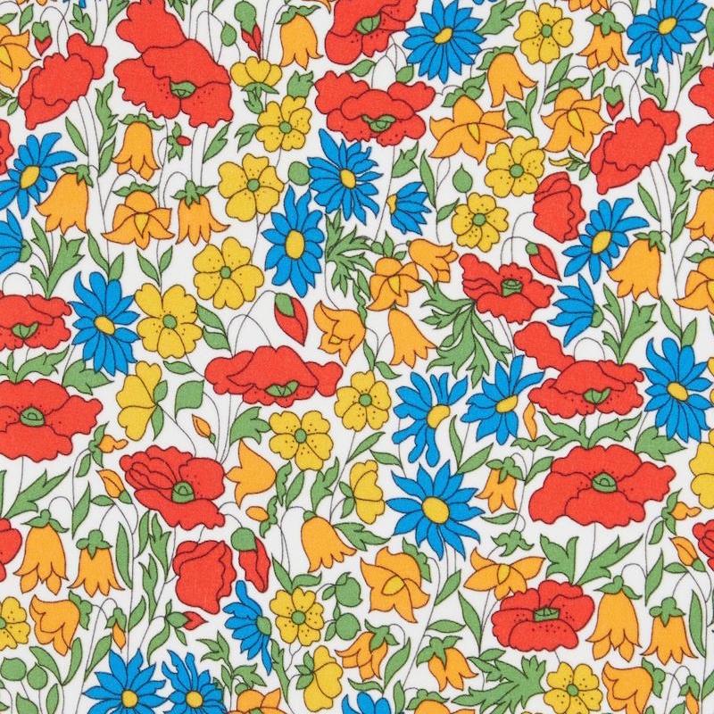 poppy-daisy-M-Liberty-yellow-fabric-cotton